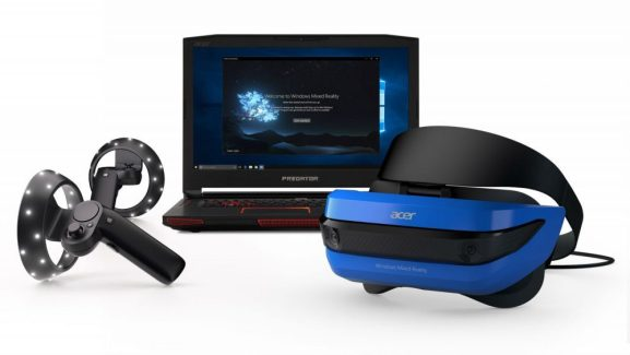 Acer's Windows Mixed Reality headset.