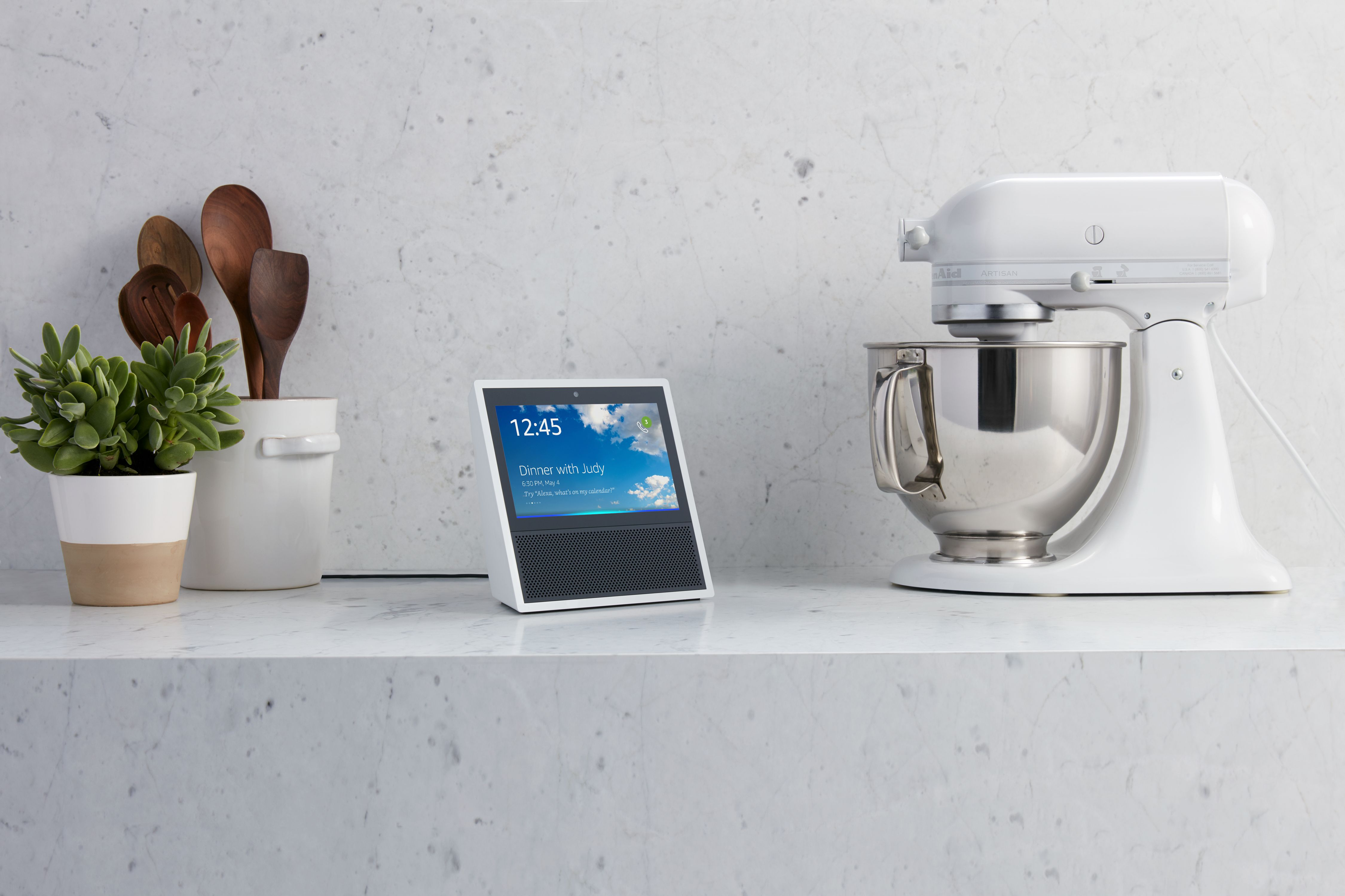 How Amazon\'s Echo Show can change how you cook dinner | VentureBeat