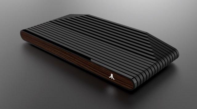 photo image Ataribox: First look at Atari's new home video game console