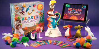 Beasts of Balance lands Sensible Object a spot in Alexa Accelerator