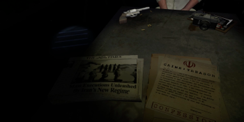 Blindfold is a disturbing VR tale about the torture of journalists