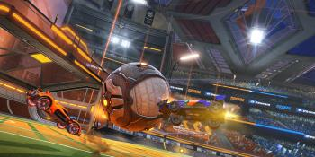 Rocket League's anniversary update: New arena, animated decals, and customizable trails