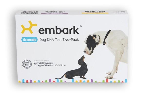fetching dna embark raises 4 5 million for canine version of 23andme venturebeat. Black Bedroom Furniture Sets. Home Design Ideas