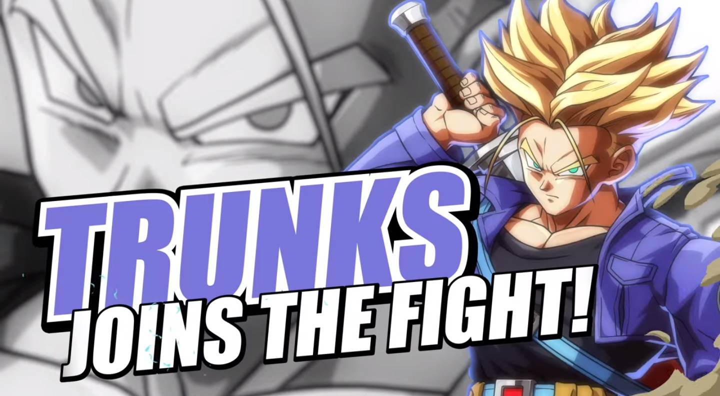 Dragon Ball Fighterz Adds Trunks, Plans Closed Beta