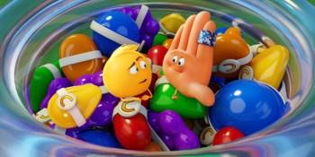 Candy Crush Saga teams up with The Emoji Movie