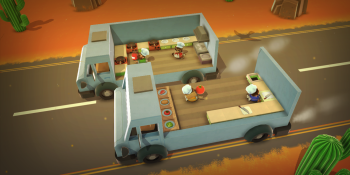 Overcooked will appear on the Nintendo Switch's menu July 27