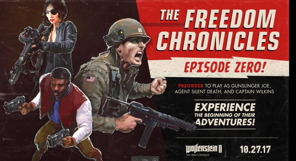 Bethesda Unveils Wolfenstein II