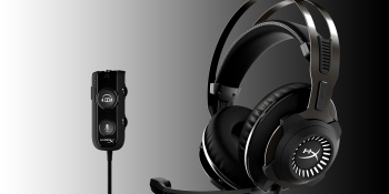 HyperX's Cloud Revolver S headset nearly does it all