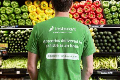 Instacart unveils new benefits for contractors: Insurance