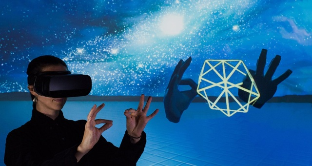 photo image Leap Motion raises $50 million for key component of VR's growth: hand-tracking tech