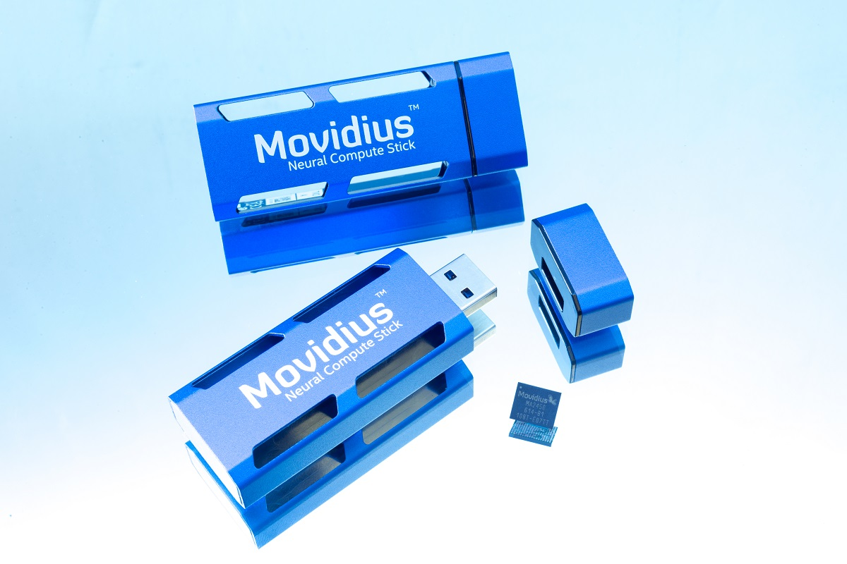 Hoping to lower the bar to entry for those making artificial intelligence apps, Intel launched the Movidius Neural Compute Stick, the world's first USB-based deep learninginference kit and self-co…