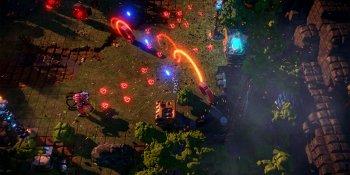 Nex Machina blasts your eyeballs with its Robotron-like hordes