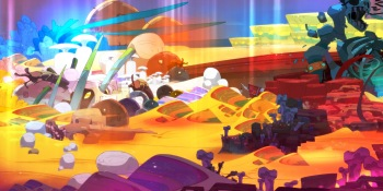 Video: Supergiant Games… three-hit combo