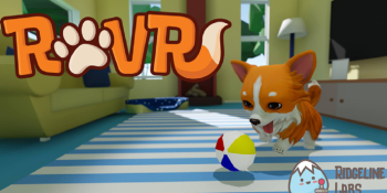 Decide who's a good boy and who isn't in VR with RoVR