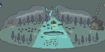 Devolver Digital backs another indie on Kickstarter: Torla, a surreal RPG