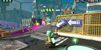 Nintendo Switch eShop servers are down intermittently for Splatoon 2 launch