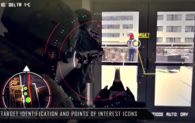 The U.S. Army is trying out augmented reality for its soldiers.