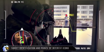 U.S. Army's Tactical Augmented Reality turns grunts into AR-toting soldiers