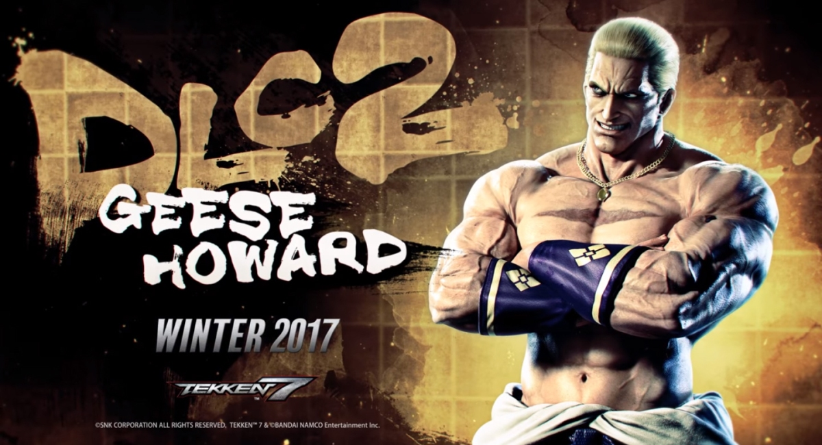 Tekken 7 Imports One Of Snk S Fatal Fury Fighters To Its Roster