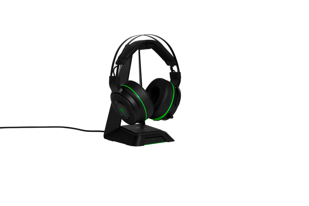 Razer's Thresher Ultimate wireless headset sounds great despite some