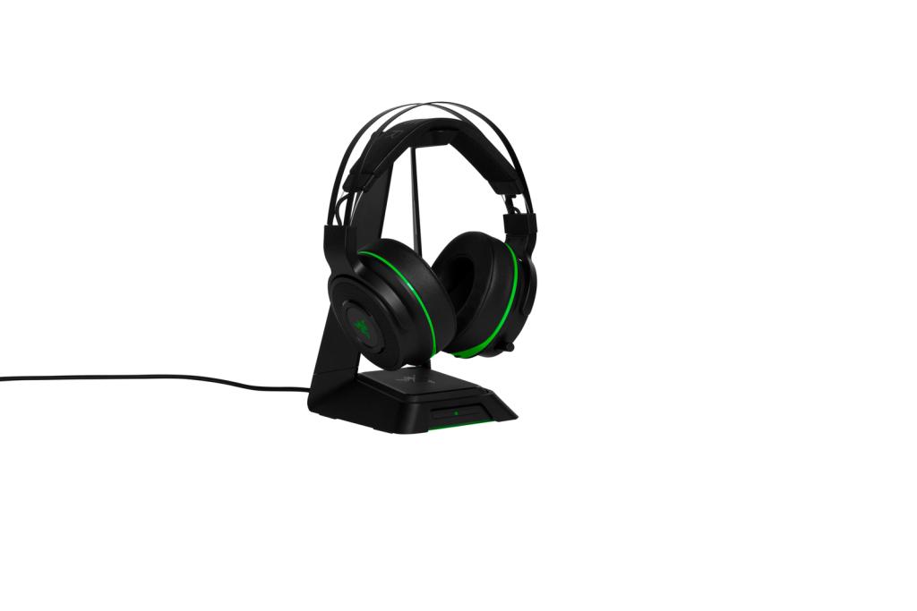 Razer's Thresher Ultimate wireless headset sounds great