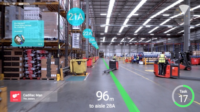 photo image WaveOptics raises $15.5 million for augmented reality displays