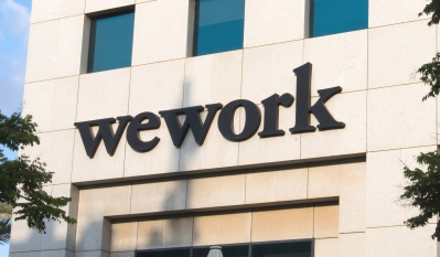 WeWork IPO filing hypes transformative workplace potential