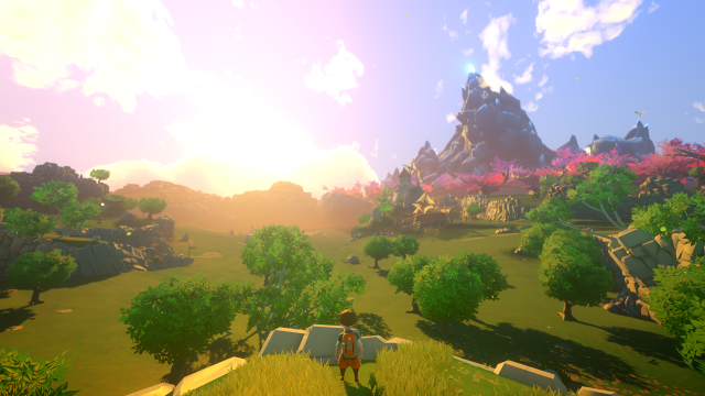 photo image Yonder: The Cloud Catcher Chronicles review —an adorable open-world adventure
