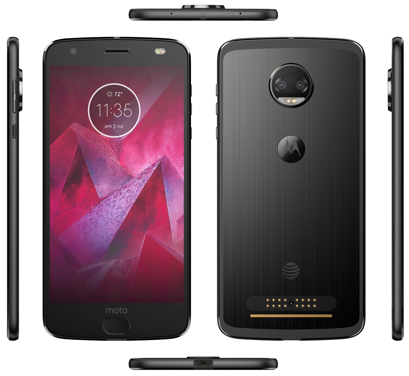 Motorola announces 360 degree camera 'Moto Mod' for $300