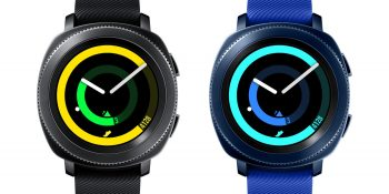 Samsung unveils Gear Sport smartwatch and Gear Fit2 Pro fitness tracker
