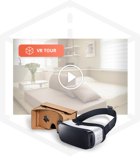 VR real estate tour, courtesy of TorontoRentals