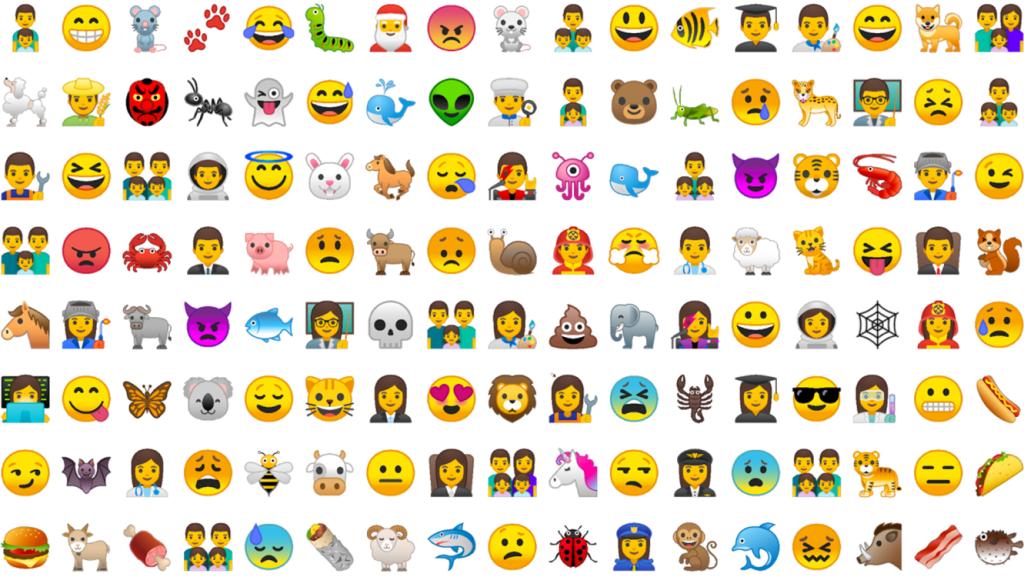how to get iphone emojis on pixel 2