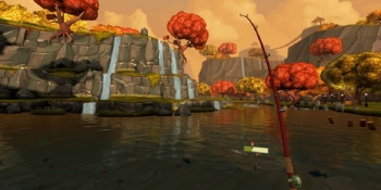 Bait! fishing game maker Tommy Palm is hooked on mobile VR