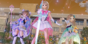 Blue Reflection doesn't reflect well on the JRPG scene