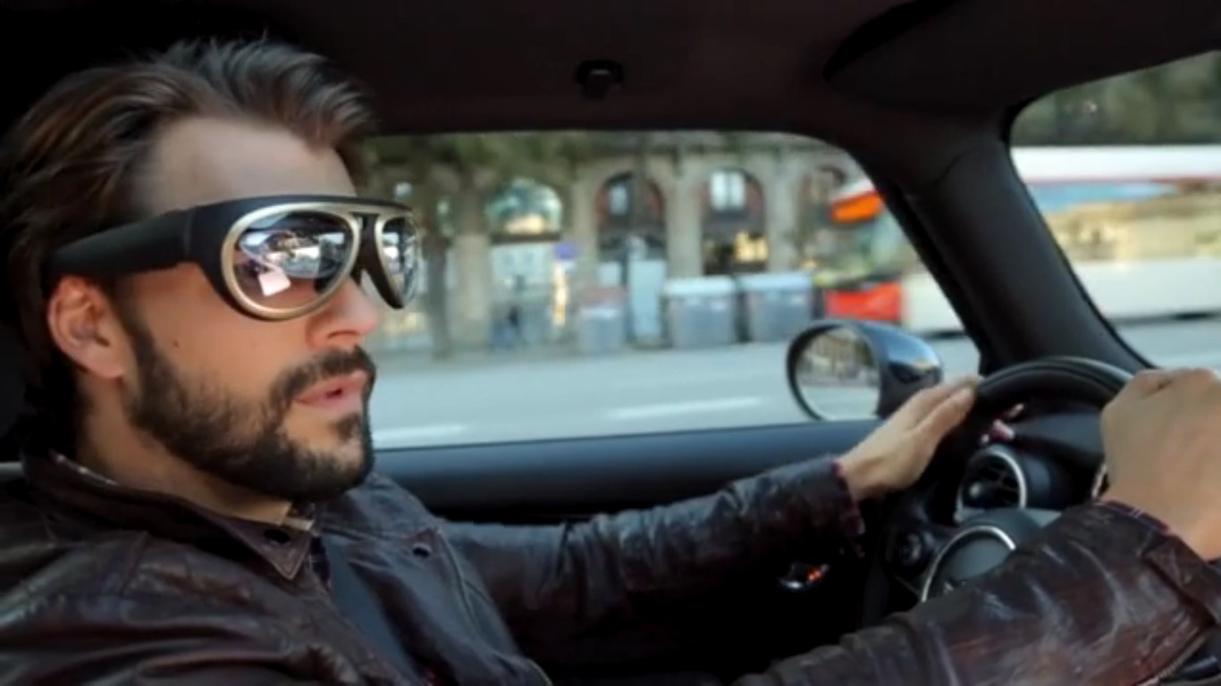 b1cb3de8c2 AR smart glasses will become standard issue with self-driving cars ...