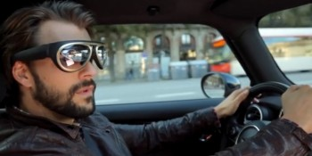 AR smart glasses will become standard issue with self-driving cars