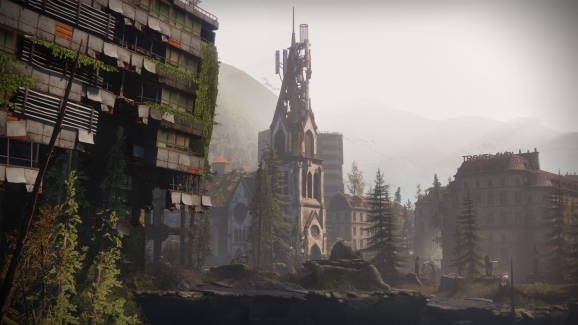 Destiny 2 European Dead Zone screenshot