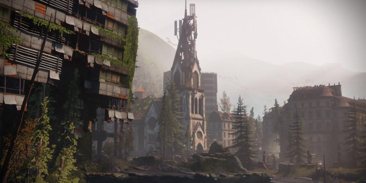Destiny 2 European Dead Zone screenshot