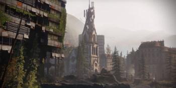 Destiny 2's open-world design may finally plug the endgame gap