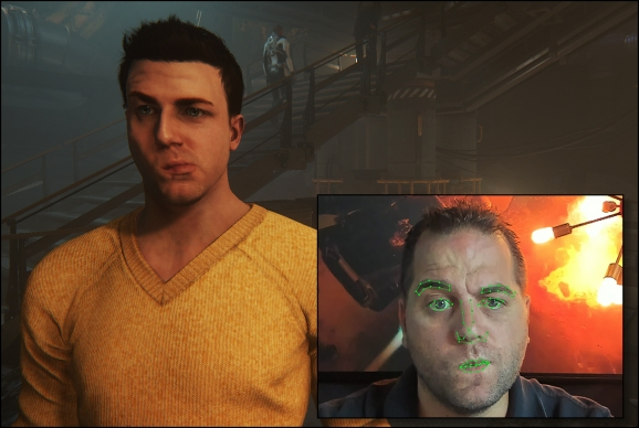 Star citizen developer wants to use your face for in game chat soon you wont have to rely on just yelling or typing in all caps to express yourself in game faceware technologies is teaming up with cloud imperium solutioingenieria Gallery