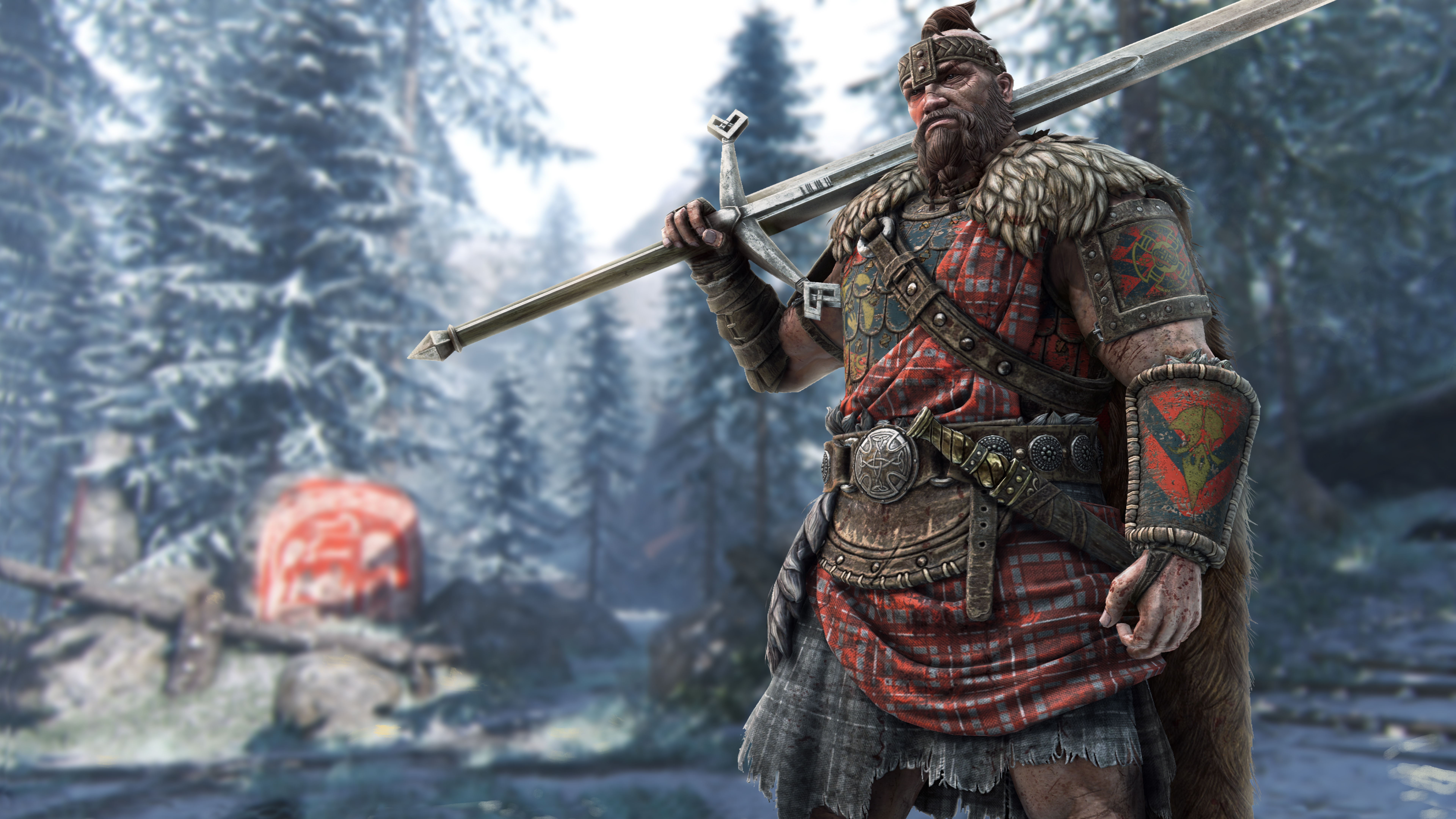 For Honor Season Three brings a Highlander and Gladiator this month