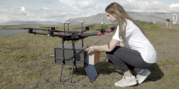 Following Amazon's FAA approval, Flytrex launches second Walmart drone delivery pilot