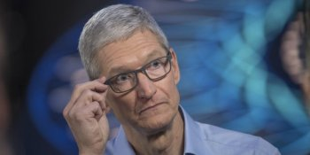 Apple CEO Cook defends move to censor Chinese apps