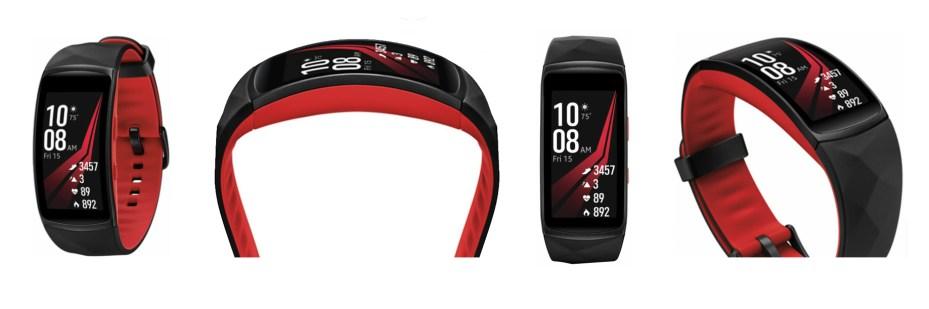 El Samsung Gear Fit 2 Pro podría llegar junto con el Galaxy Note 8 1