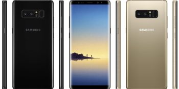 Samsung Galaxy Note8: Final specs