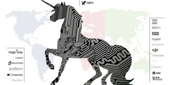 Hardware unicorns are on the rise, and China is dominating