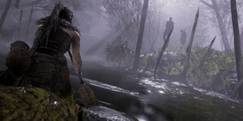 Hellblade maker Ninja Theory's The Insight Project will make games to fight mental illness