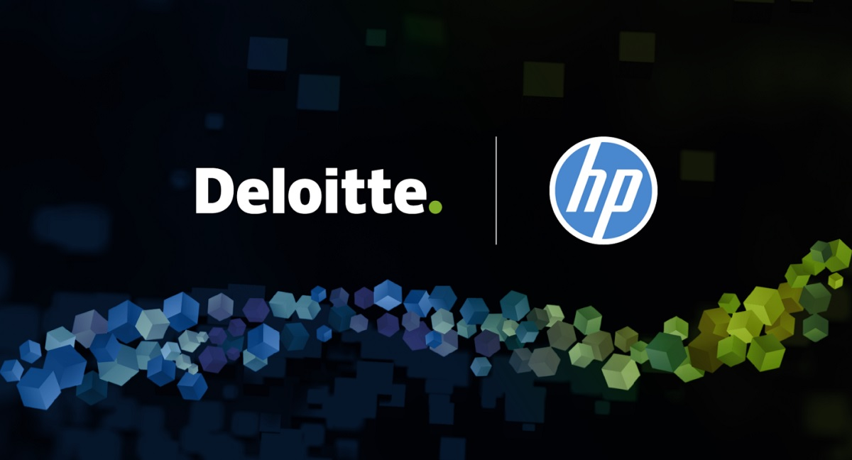 HP and Deloitte Packaging
