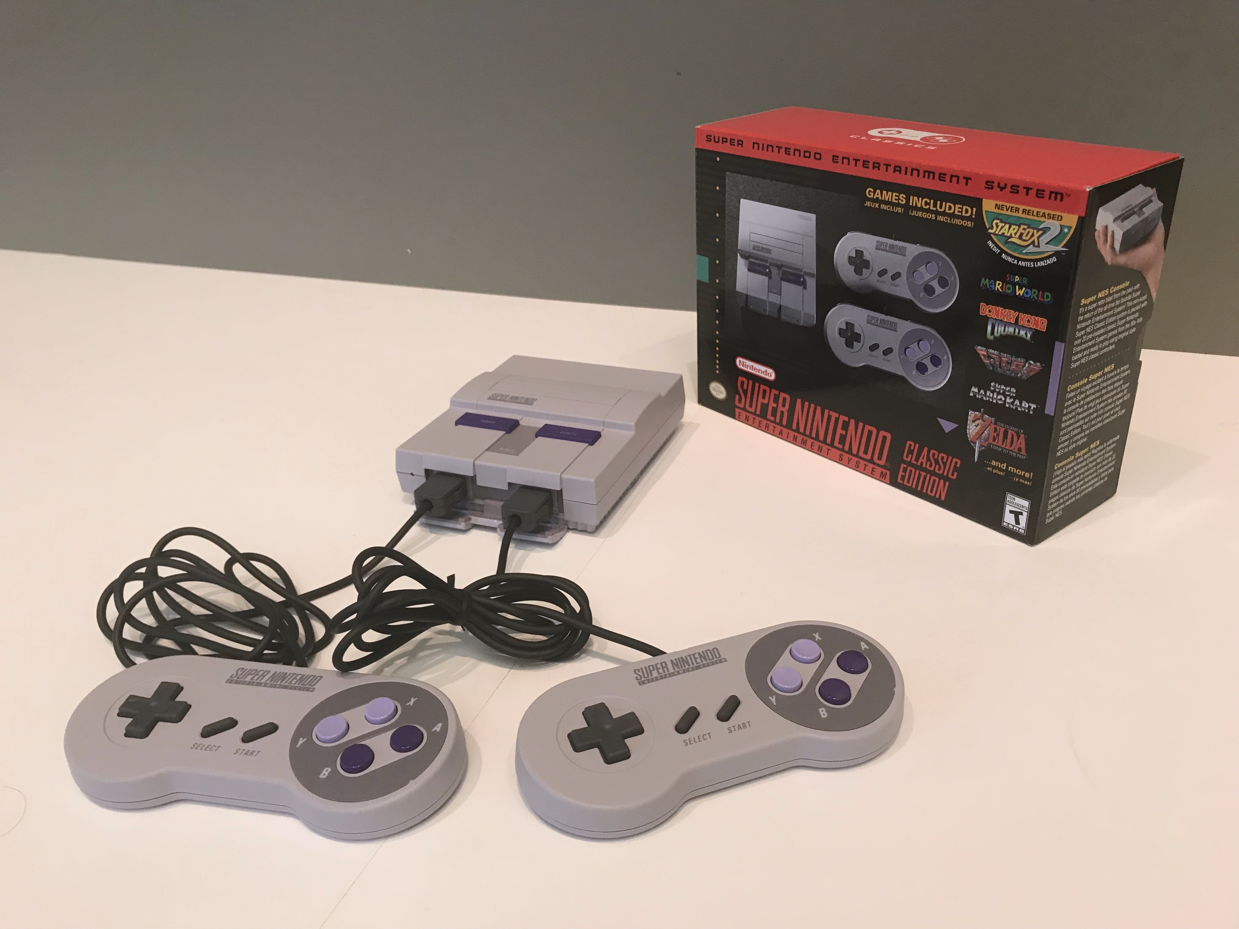 SNES Classic Pre-order Started At Target