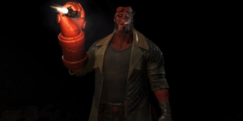 Hellboy, Raiden, and Black Manta are coming to Injustice 2